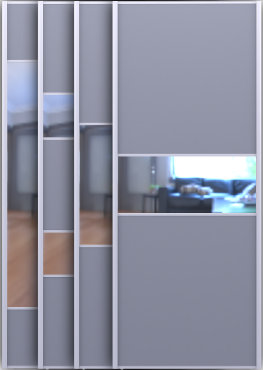 Sliding Door Types